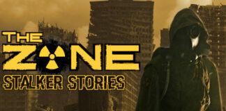 The Zone : Stalker stories logo