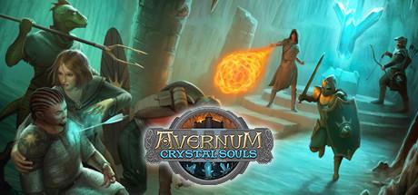 Avernum 2 crystal souls logo