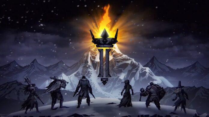 Darkest Dungeon 2 affiche