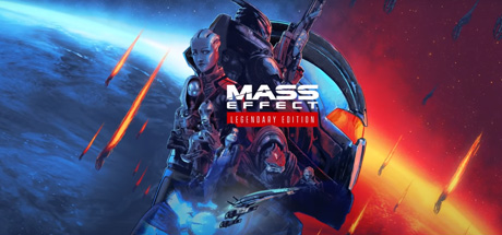 Mass effect legendary edition logo