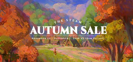 Soldes d'automne steam 2020