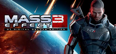 Mass effect 3 logo