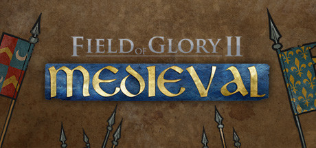 Filed of glory II medieval logo