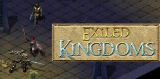 Exiled Kingdoms logo