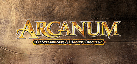 Arcanum: Of Steamworks and Magick Obscura logo