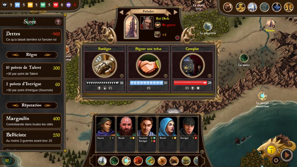 Silmaris Dice Kingdom 01