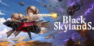 Black Skylands Logo