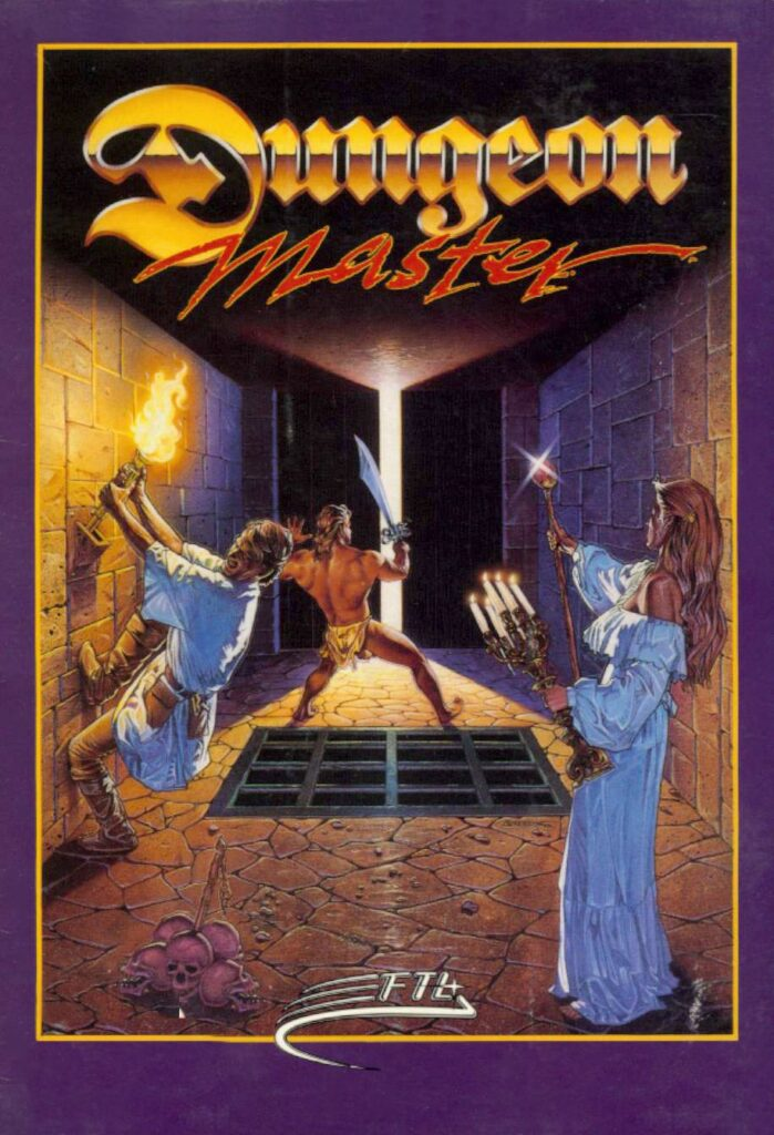 Dungeon Master couverture