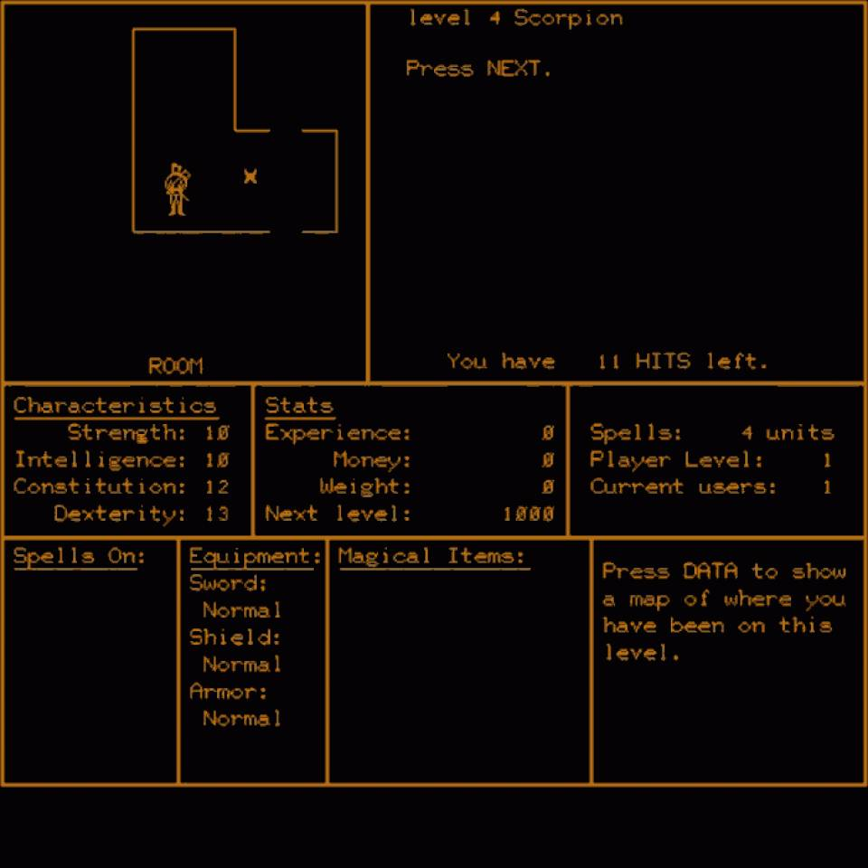Pedit 001 | RPG Jeuxvidéo