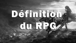 RPG définition le logo