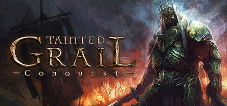 Tainted Grail Conquest logo