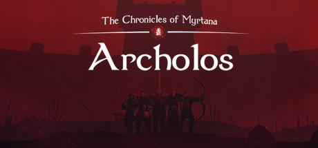 The Chronicles of Myrtana Archolos logo