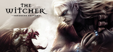 The Witcher enhanced edition logo