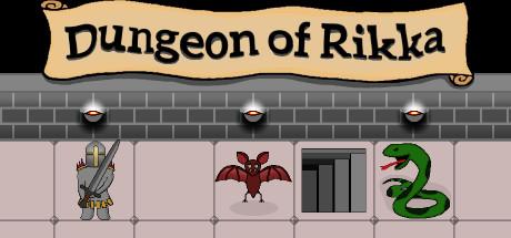 Dungeon of Rikka logo