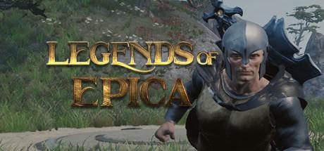Legends of epica logo