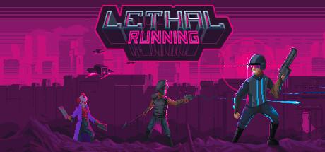 Lethal Running logo