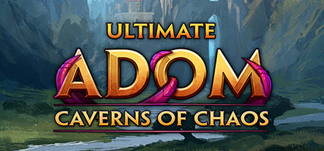 Ultimate Adon Caverns of chaos logo