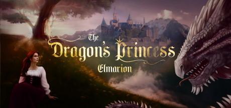Elmarion The Dragon princess logo