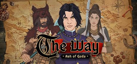 Ash of gods The Way logo