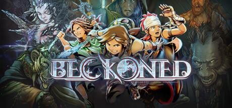 Beckoned logo