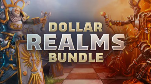 Bundle Dollar Realms bundle |  RPG Jeuxvidéo