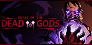 Curse of the dead gods logo