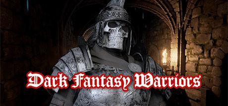 Dark Fantasy Warriors logo   RPG Jeuxvidéo