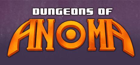 Dungeons of Anoma logo