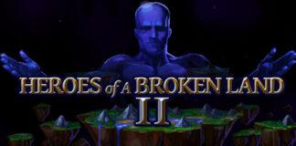 Heroes of a broken land logo