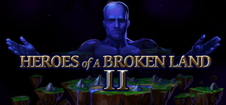 Heroes of a broken land logo