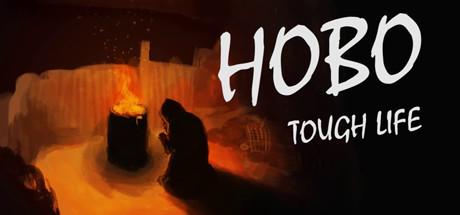Hobo tough life logo