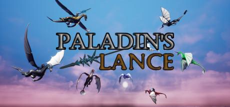 Paladin's lance logo