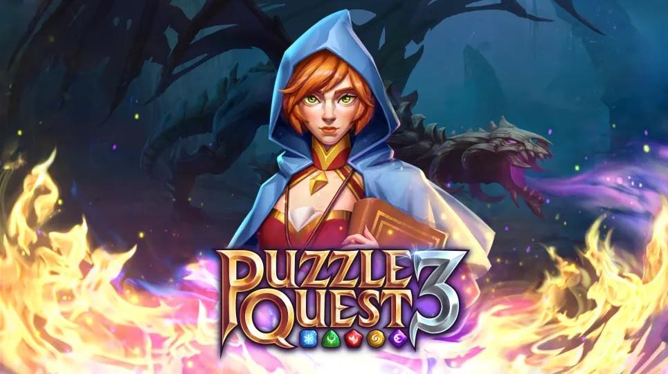 Puzzle Quest 3 logo