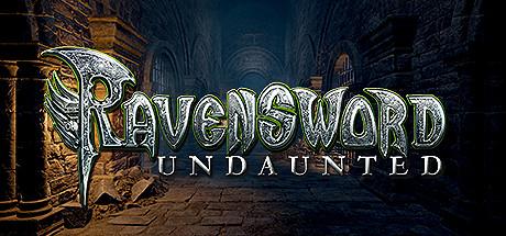 Ravensword Undaunted Logo