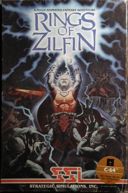 Rings of Ziflin   RPG Jeuxvidéo
