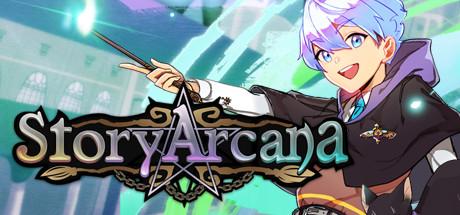 StoryArcana logo