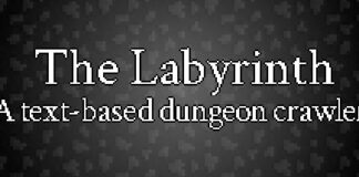 The Labyrinth logo