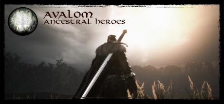 Avalom ancestral Heroes logo