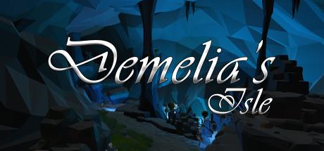 Demelia's Isle logo