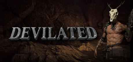 Devilated logo