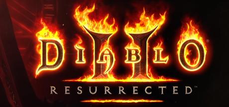 Diablo 2 resurrected logo copie
