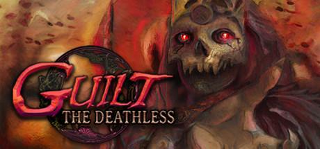 Guilt the deathless logo