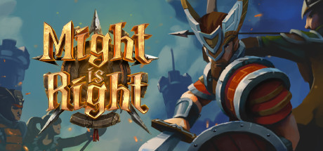 Might is right logo