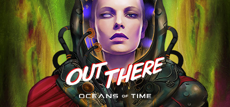 Out There Oceans of time logo