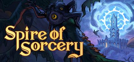 Spire of sorcery logo