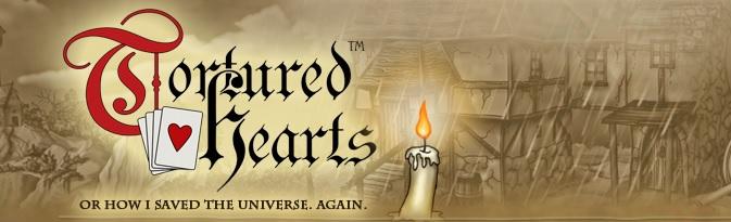 Tortured Hearts affiche 3