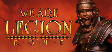We are Legion Rome logo
