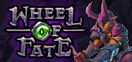 Wheel of fate logo
