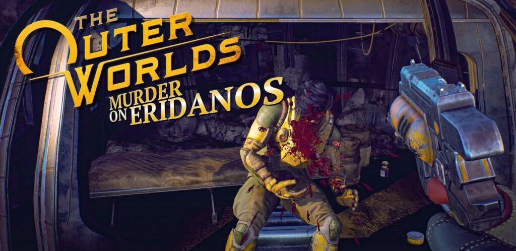 the outer worlds murder on eridanos logo | RPG Jeuxvidéo