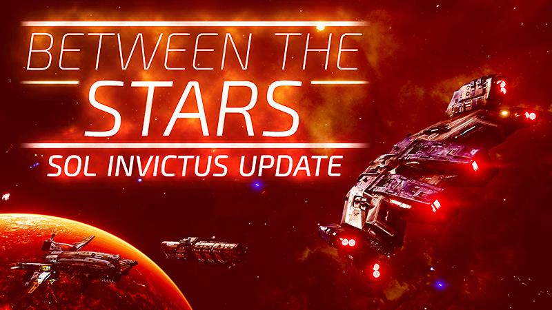 Between the stars sol invictus logo
